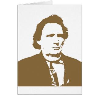 Thaddeus Stevens Card