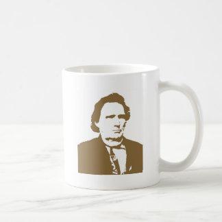 Thaddeus Stevens Basic White Mug