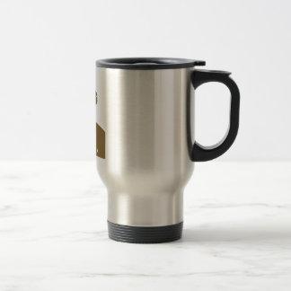 Thaddeus Stevens Stainless Steel Travel Mug