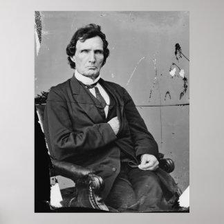 Thaddeus Stevens Póster