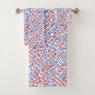 Thai Bath Towel Set