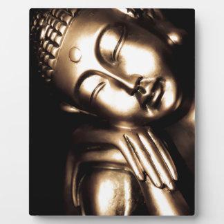 Thai Buddha Wisdom. Display Plaque