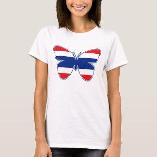 Thai Butterfly Flag T-Shirt