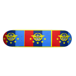 Thai Chief Of The Defence Forces, Thailand Skate Board Decks