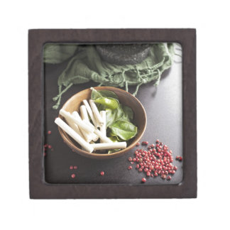 Thai Cooking Spices Jewelry Box