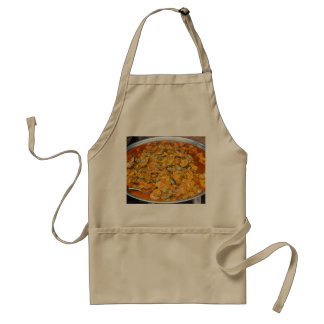 Thai curry adult apron