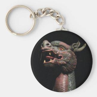 Thai Fairytale ... The Dragon Horse Keychain