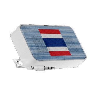 Thai Flag Floating on water Portable Speaker