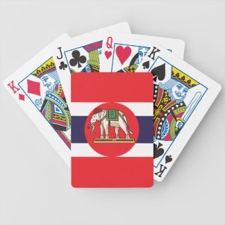 Thai flag Playing Cards