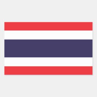Thai flag Stickers