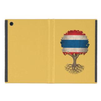 Thai Flag Tree of Life Customizable Cover For iPad Mini