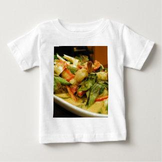 Thai Food Crabs Claws Basil Tshirt