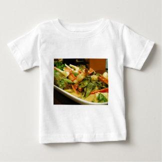Thai Food Crabs Claws Basil Tee Shirts