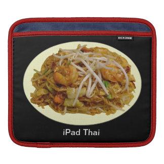 """Thai food lovers' """"iPad Thai"""" iPad Sleeve"""