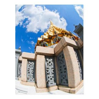 Thai Giant Wat Phra Kaew Bangkok Postcard