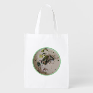 Thai Green Curry ... Thailand Asian Street Food Market Tote
