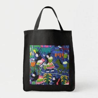 Thai Hilltribe Handicraft Tote Bag