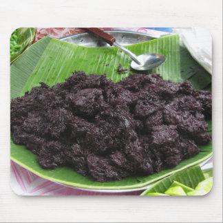 Thai Lao Black Sticky Rice [Khao Niao Dam] Mouse Pad