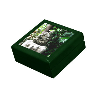 Thai Laughing Buddha in Garden Gift Boxes
