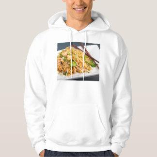 Thai Lo Mein Noodle Stir Fry Hoodie