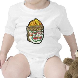 Thai Mask Baby Creeper