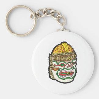 Thai Mask Key Chain