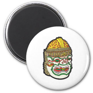 Thai Mask Magnets