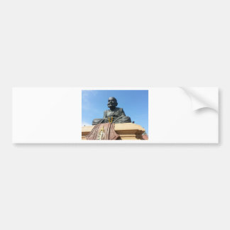 Thai monk, Luang Pu Tuad Bumper Sticker