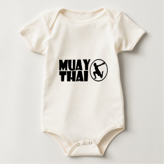 Thai Muay Baby Bodysuit