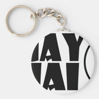 Thai Muay Keychain