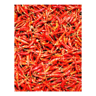 Thai peppers letterhead