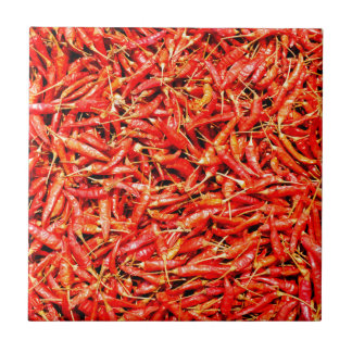 Thai peppers tile