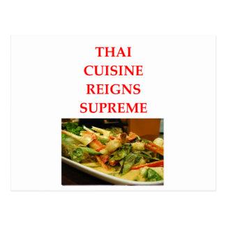 THAI POSTCARD