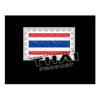 Thai product postcard