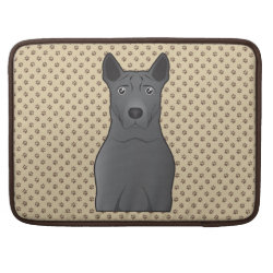 Macbook Pro 15' Flap Sleeve with Thai Ridgeback Phone Cases design