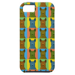 Case-Mate Vibe iPhone 5 Case with Thai Ridgeback Phone Cases design