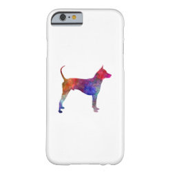 Case-Mate Barely There iPhone 6 Case with Thai Ridgeback Phone Cases design