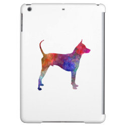 Case Savvy Glossy Finish iPad Air Case with Thai Ridgeback Phone Cases design