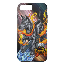 Case-Mate Tough iPhone 7 Plus Case with Thai Ridgeback Phone Cases design