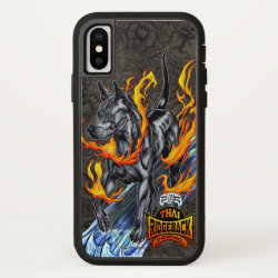 Case-Mate Barely There iPhone X Case with Thai Ridgeback Phone Cases design