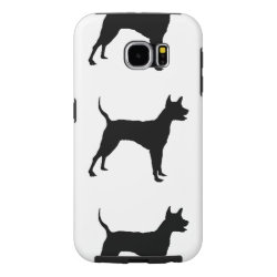 Case-Mate Barely There Samsung Galaxy S6 Case with Thai Ridgeback Phone Cases design