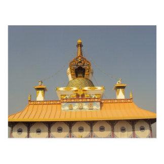Thai Temple Lumbini Nepal Postcard