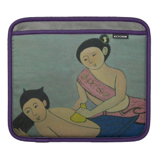 Thai Traditional Massage ... iPad Case