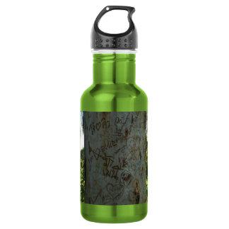 Thai Tree Graffiti Water Bottle
