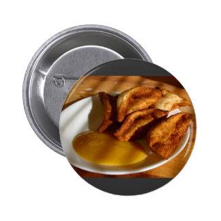 Thai Wontons With Mango Dipping Sauce Pin