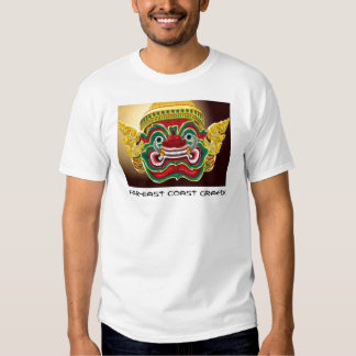 Thai Yak Temple Guardian Shirt