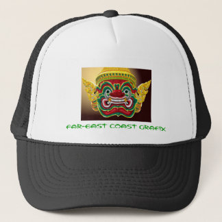 Thai Yak Temple Guardian Trucker Hat