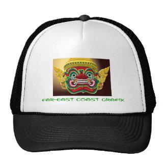 Thai Yak Temple Guardian Trucker Hat