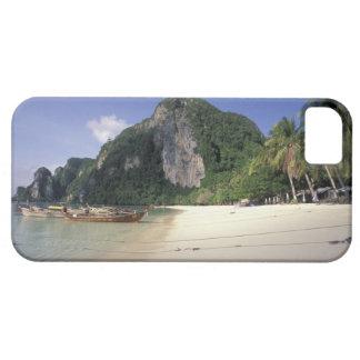 Thailand, Andaman Sea, Ko Phi Phi Island, Beach iPhone SE/5/5s Case
