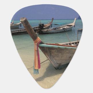 Thailand, Andaman Sea, Ko Phi Phi Island, Guitar Pick